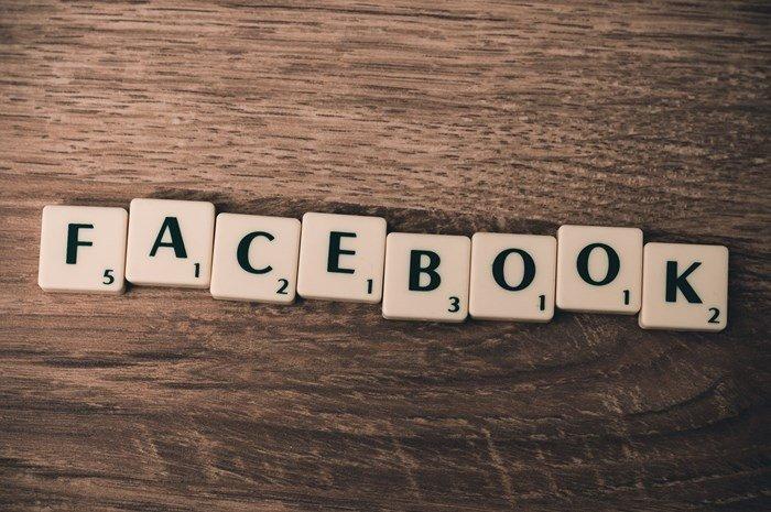 facebook logotipo marca
