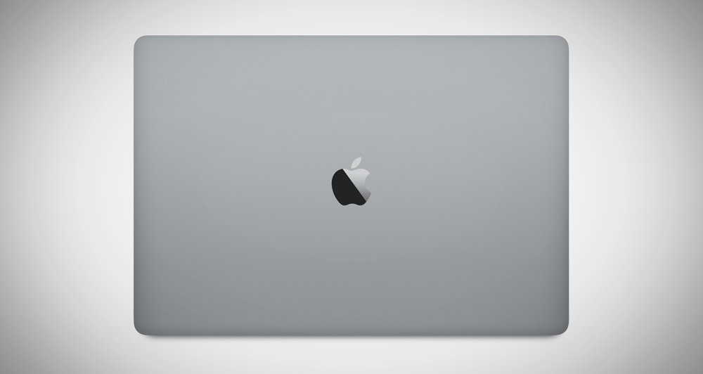 apple logo portatil