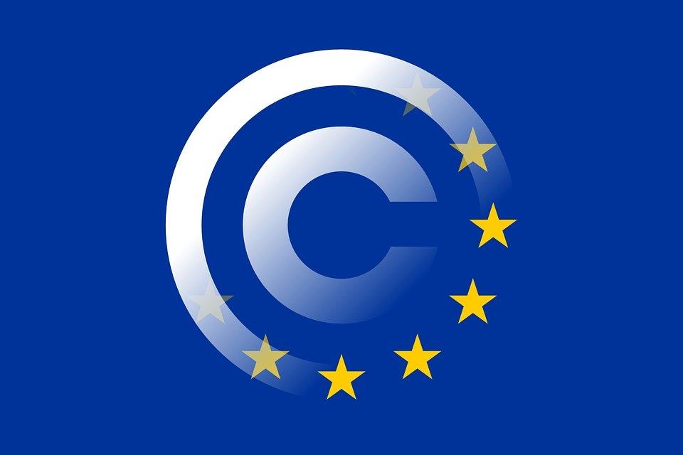 Copyright internet