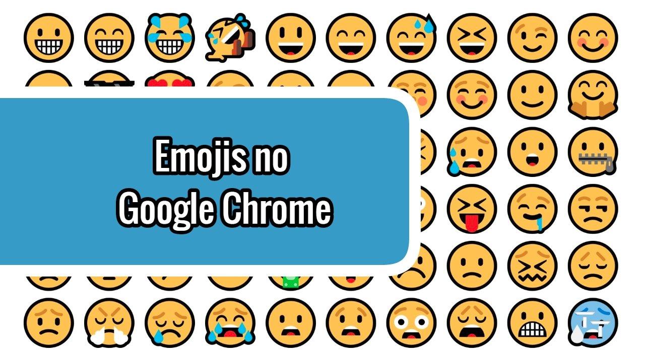 google chrome emojis
