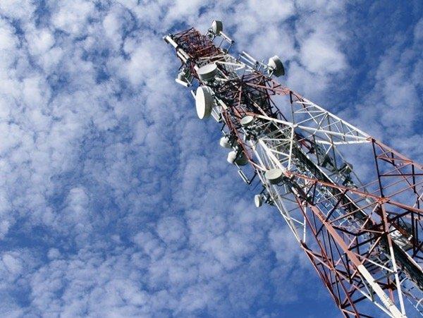 antena dados móveis