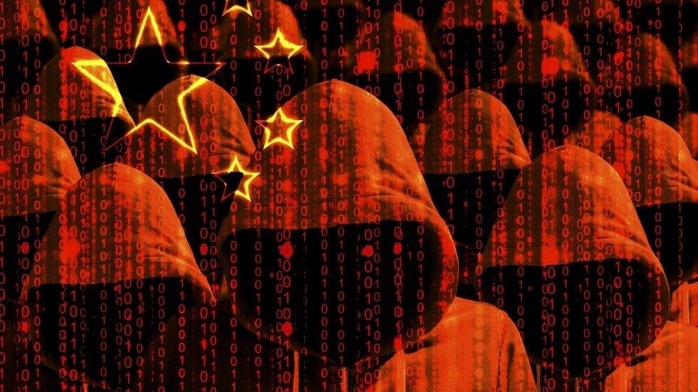 hackers na china