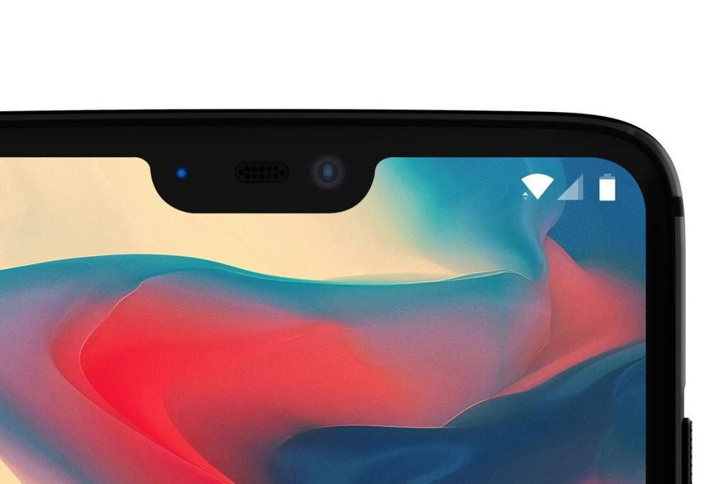 android notch oneplus