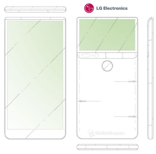 patente lg