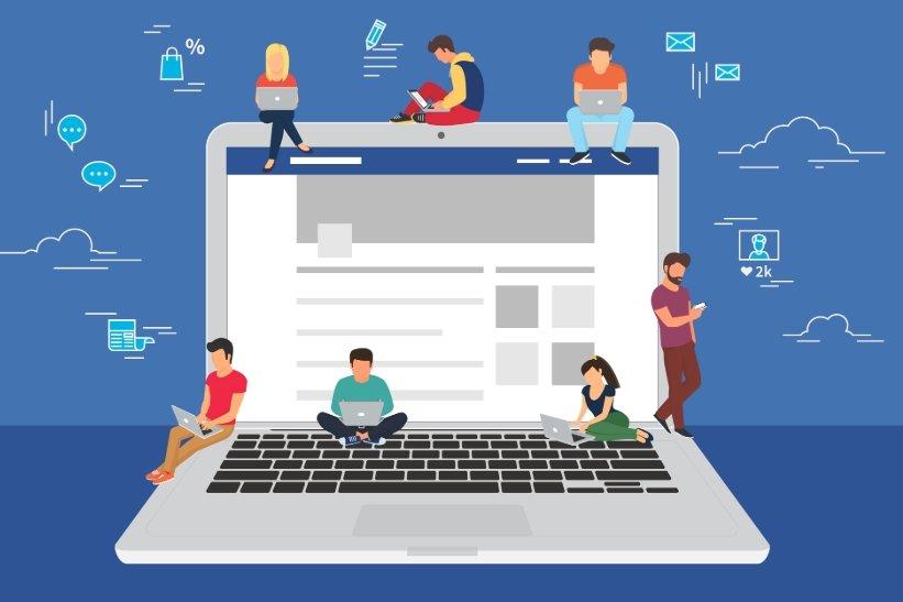 facebook computador