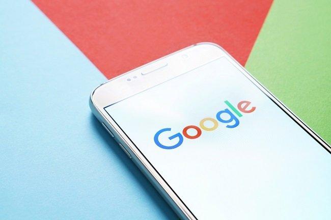 google recolha de dados