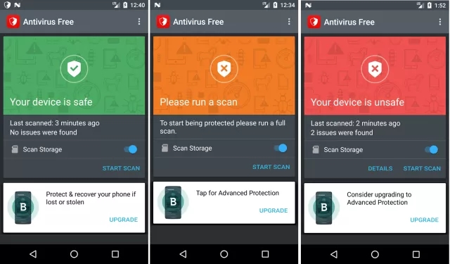 bitdefender free android