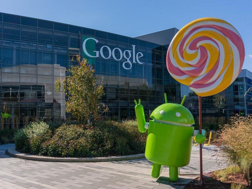 Android e Google