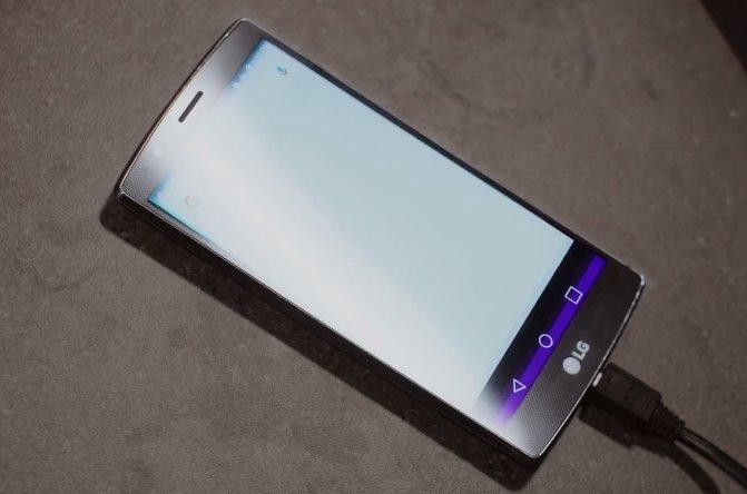 smartphone alvo de ataque