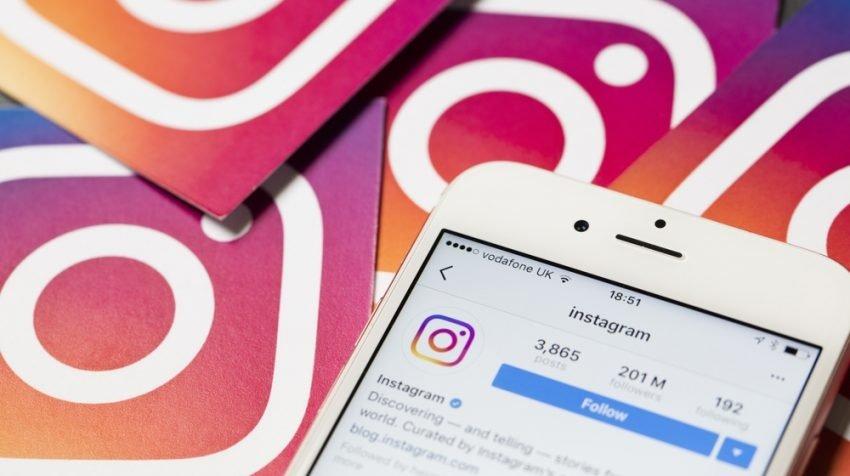 instagram conta principal