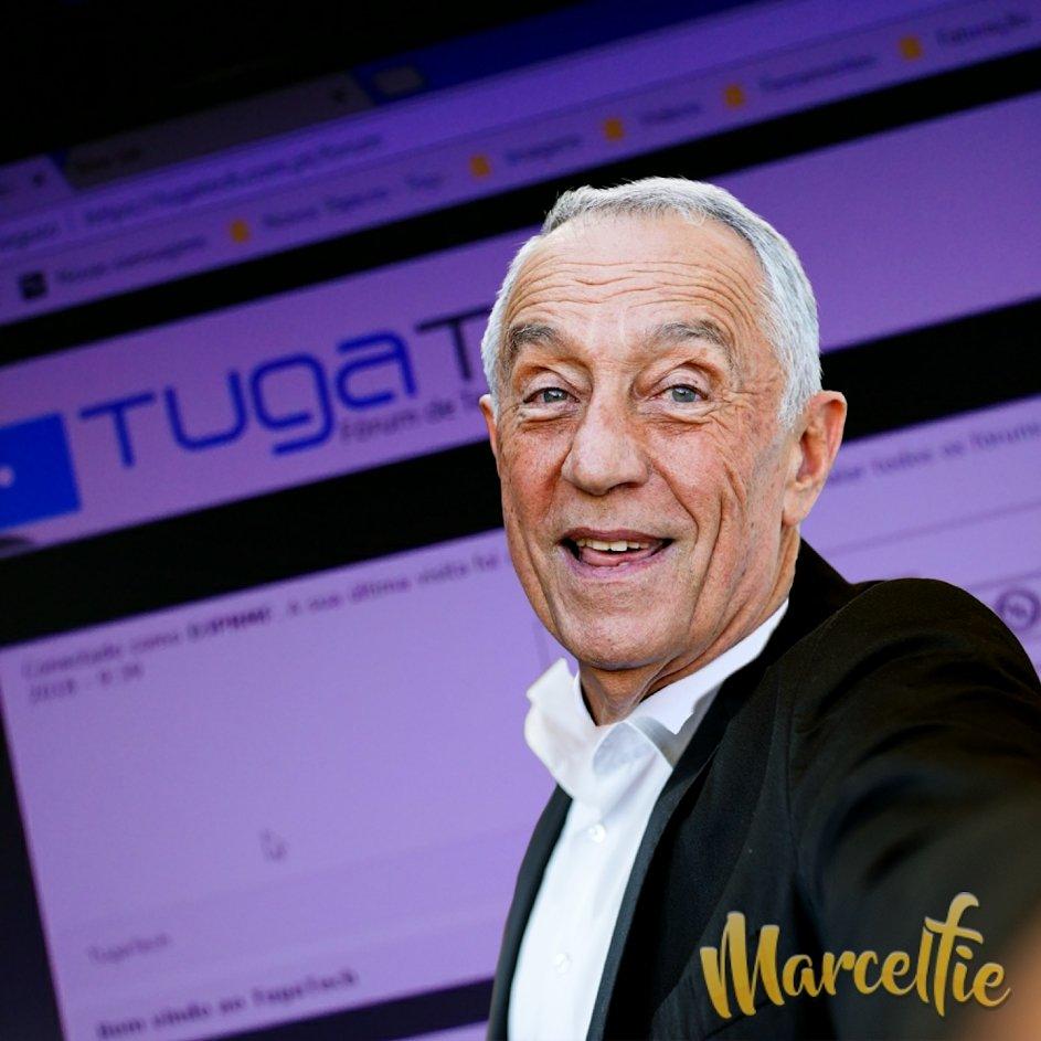 selfie marcelo tugatech