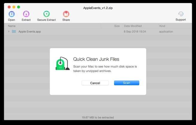 exemplo de aplicação maliciosa app store