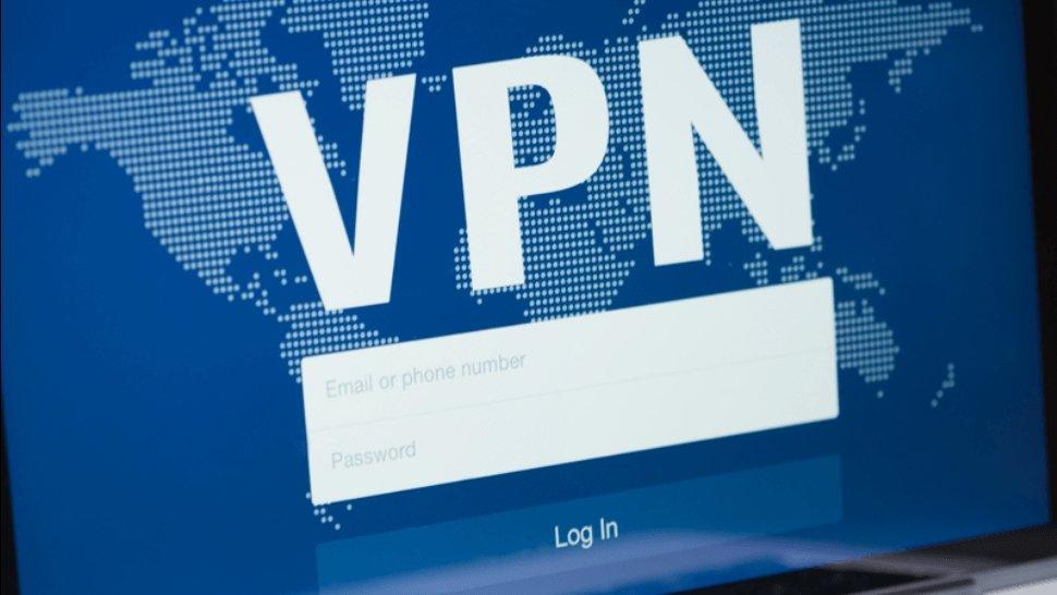 vpn login page