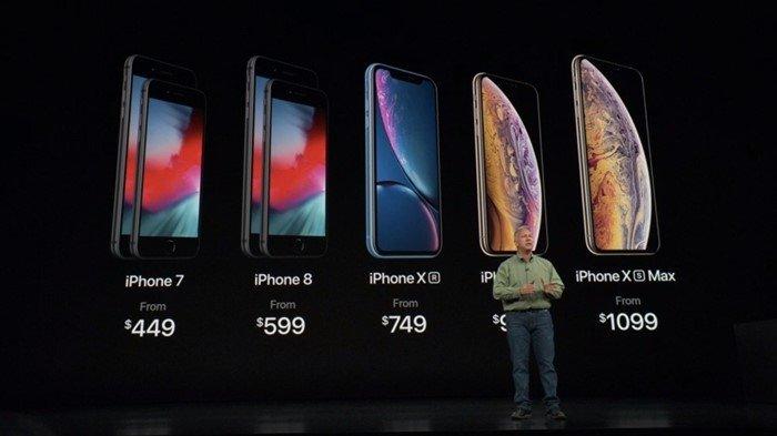 iphone xr preços
