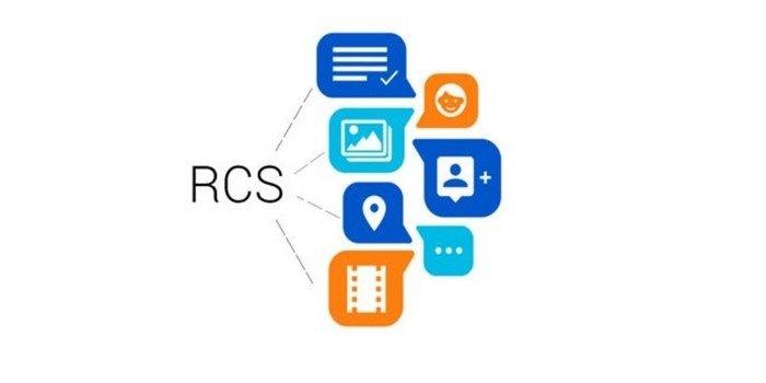 mensagens RCS