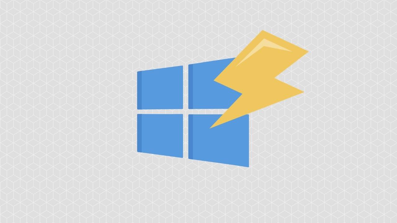 Desempenho Máximo modo do windows 10