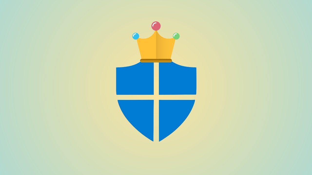 windows defender king