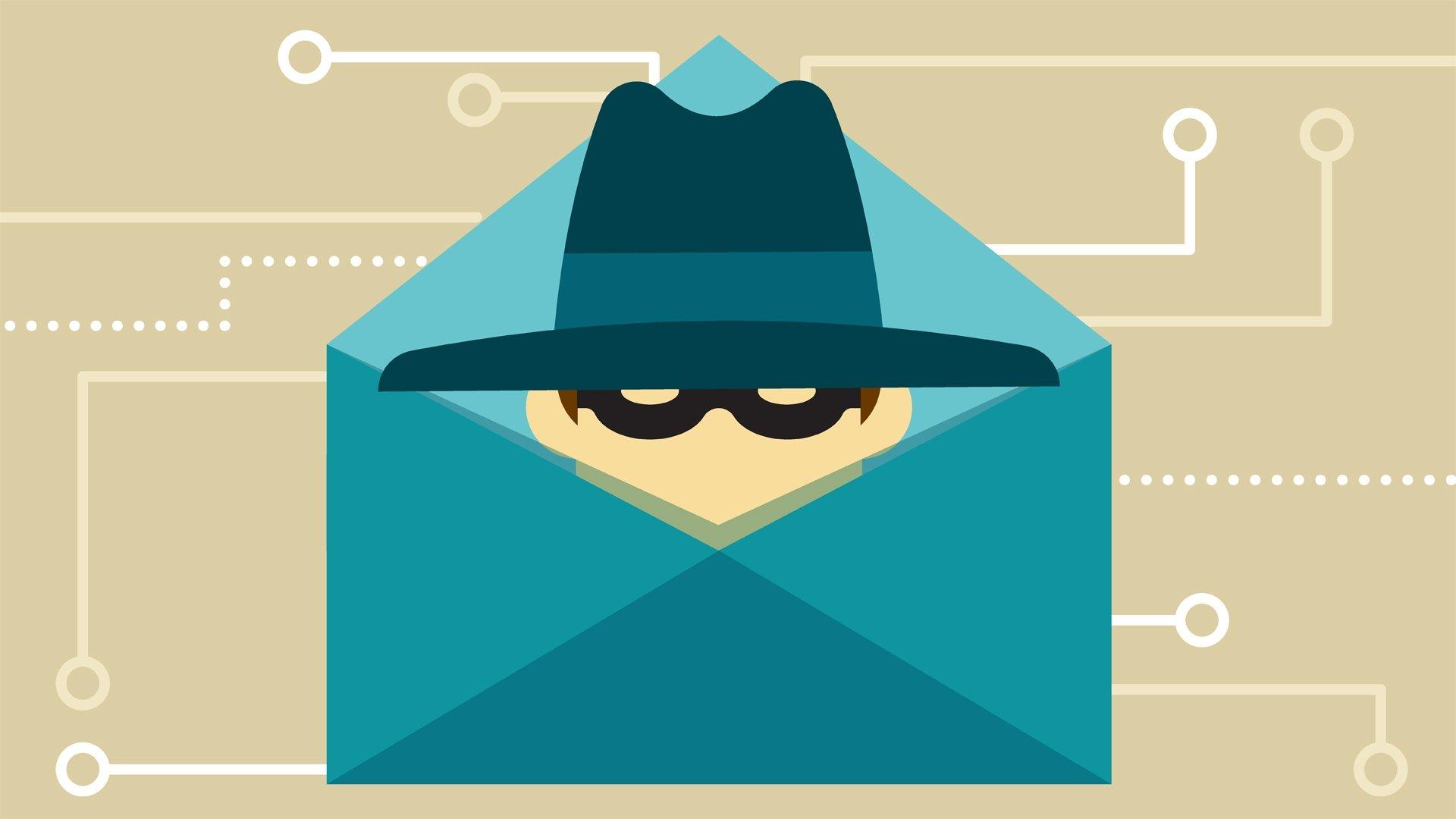 espião email