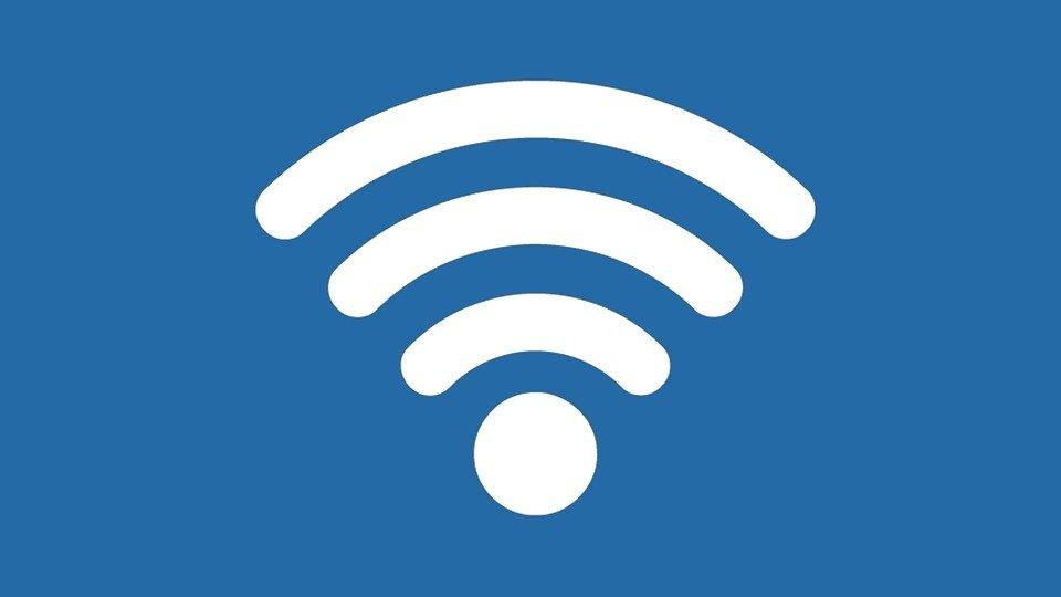 wifi simbolo