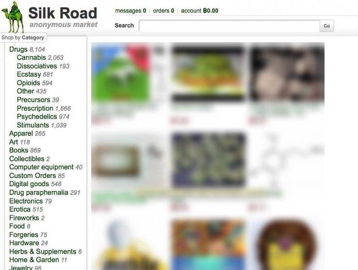imagem silky road