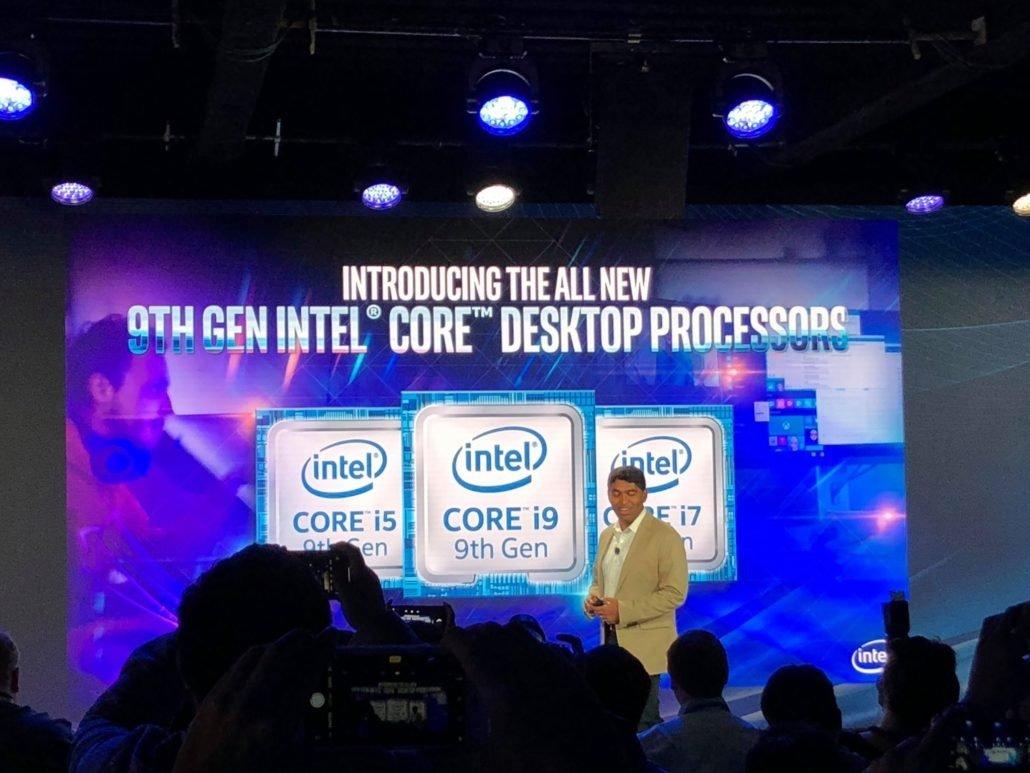 Intel core 9 geração