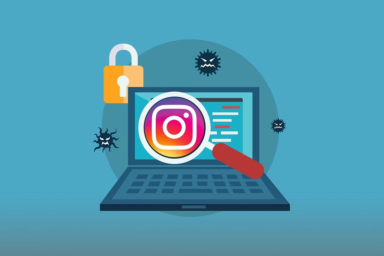 instagram segurança