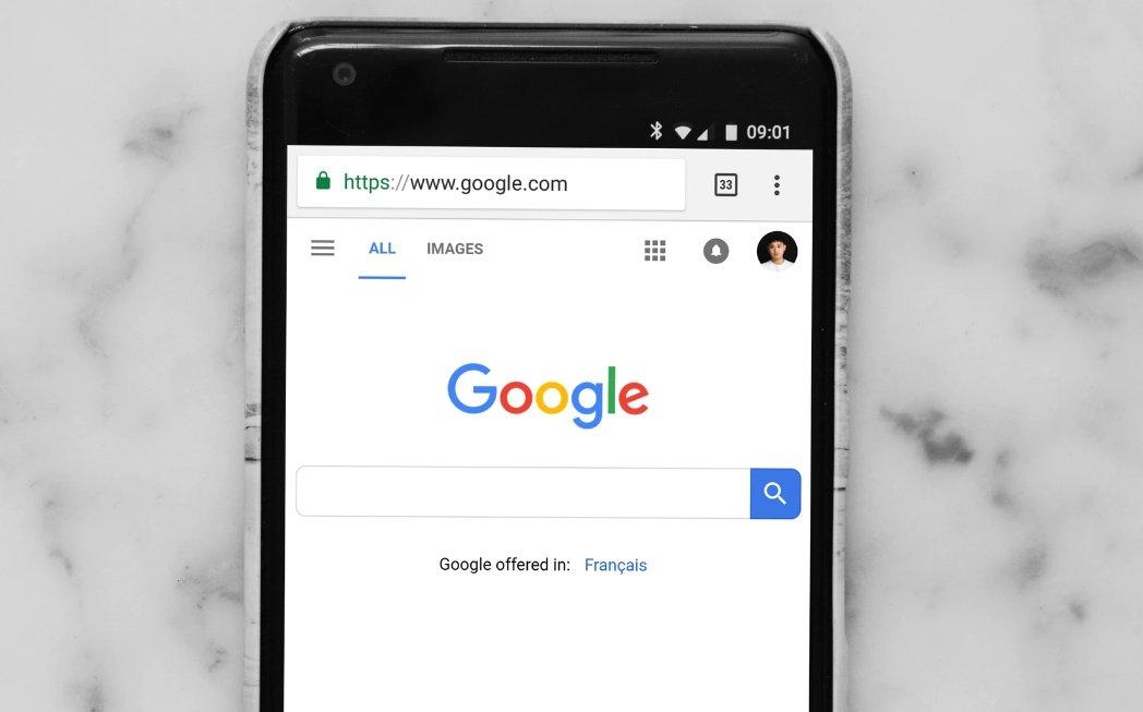 google web