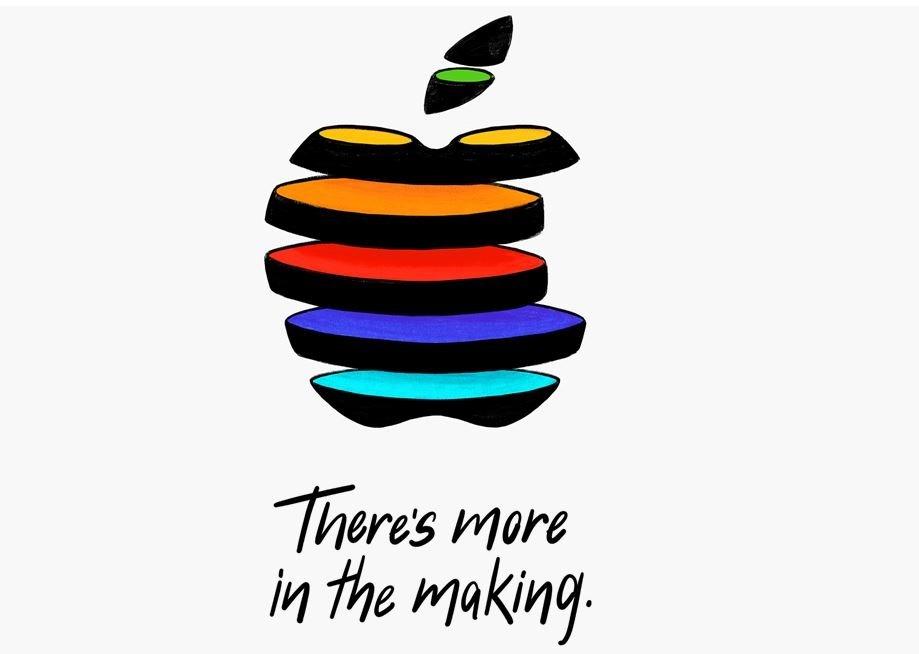 apple convite