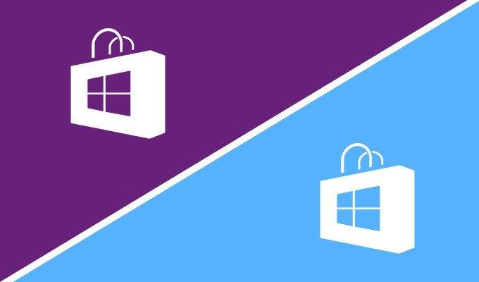 windows microsoft store