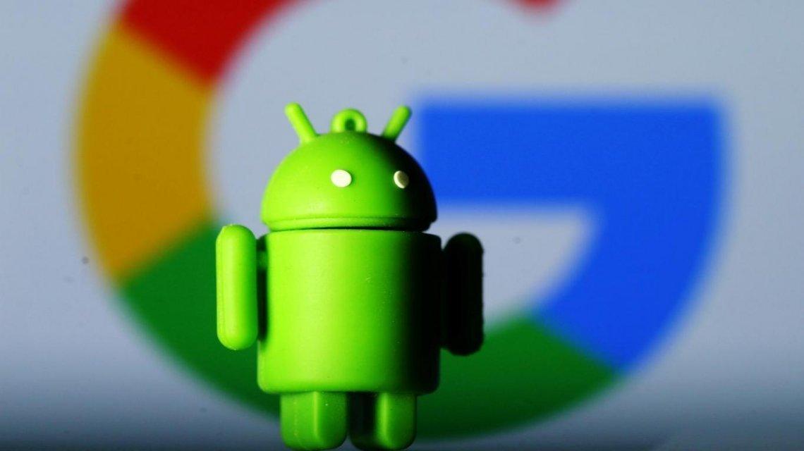 android boneco google