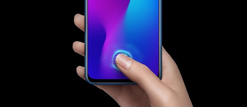 ecrã OnePlus 6t dedos digital