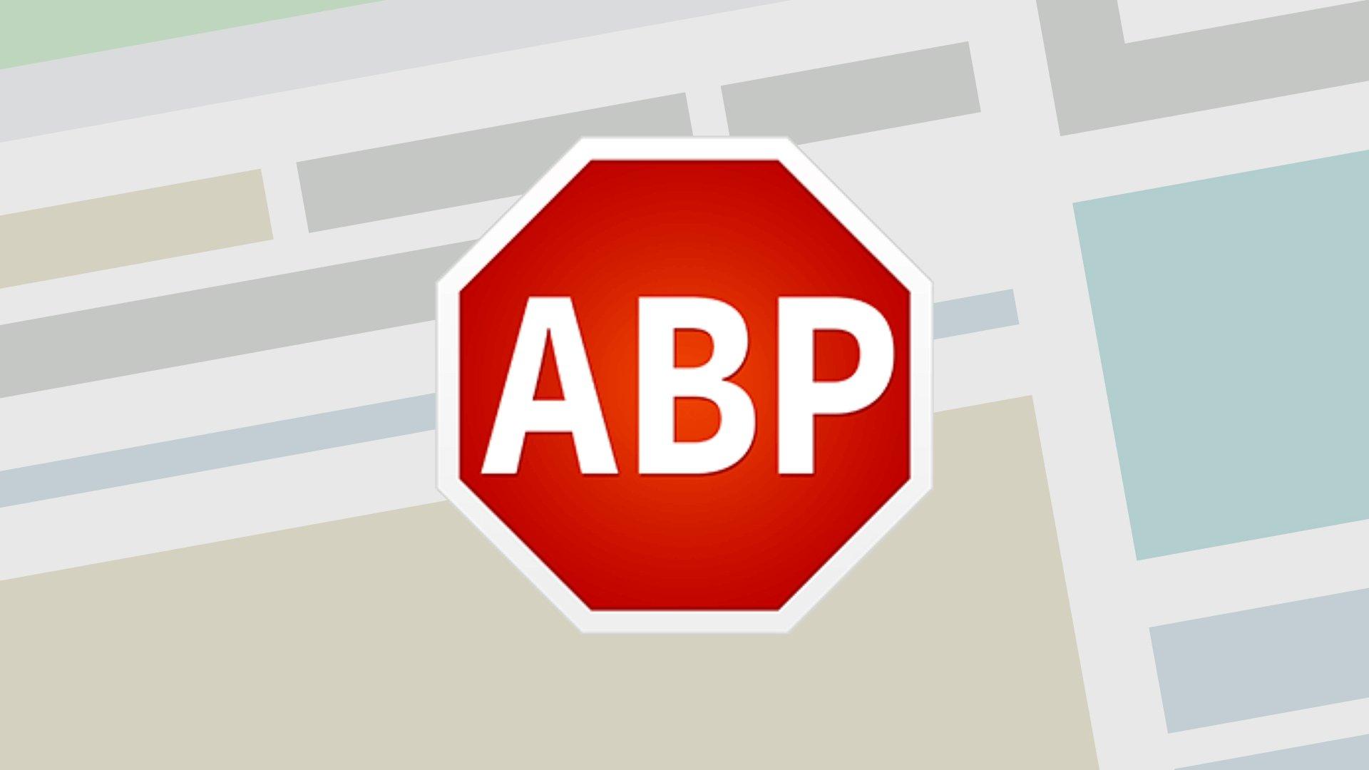 adblock plus nova versão
