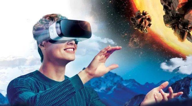 realidade virtual jogos