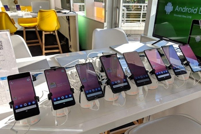 smartphones google project tremble