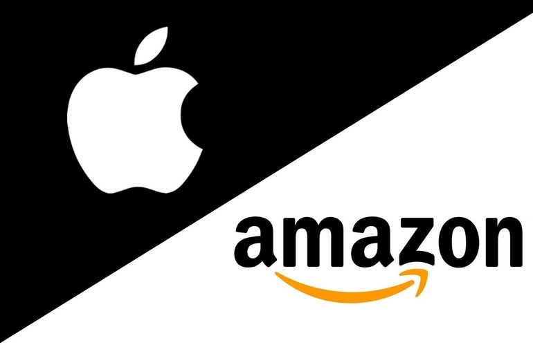 apple e amazon