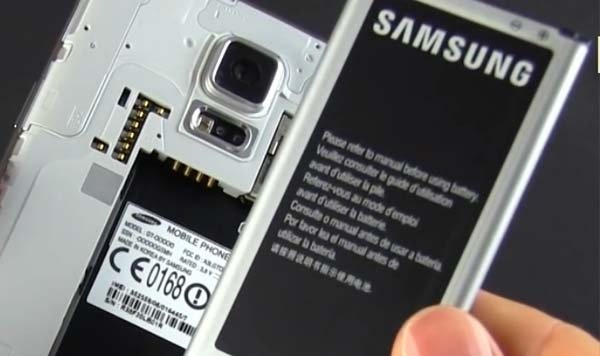 samsung bateria smartphone