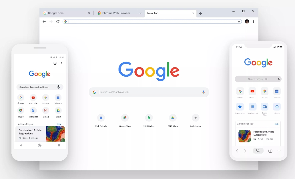 google chrome 71