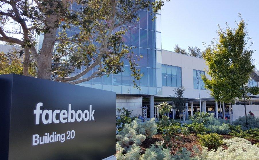 facebook sede eua