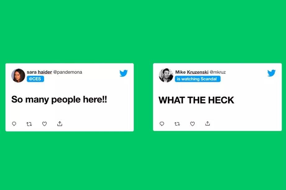 ice breakers tweets mensagens twitter