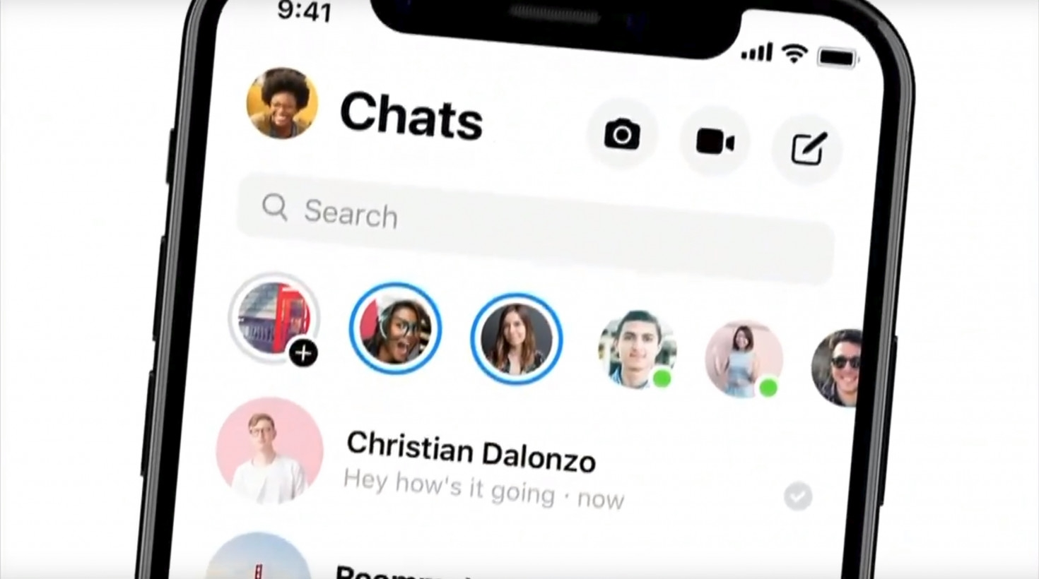 nova interface messenger