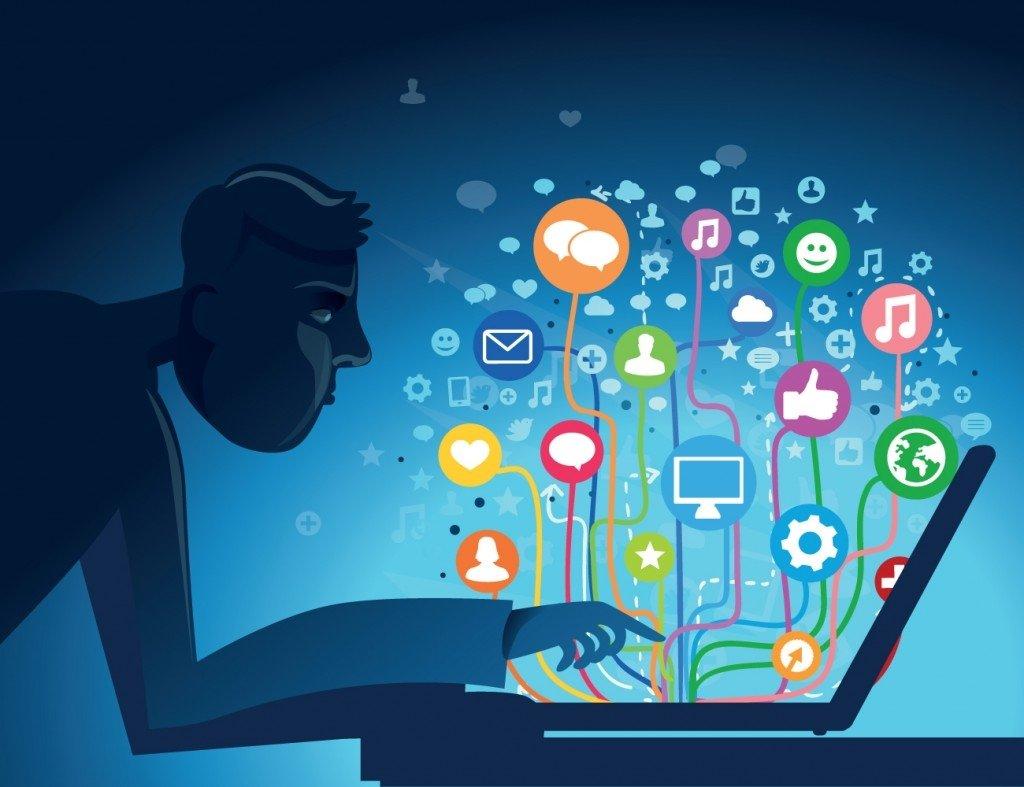 redes sociais vicio
