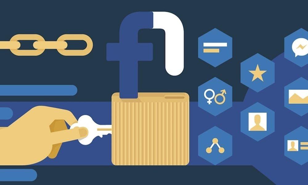 facebook controlar dados
