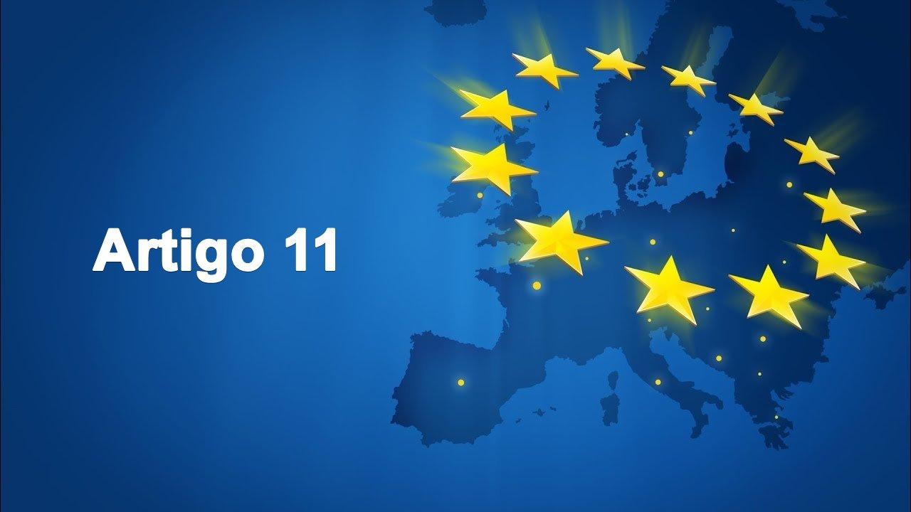 união europeia artigo 11