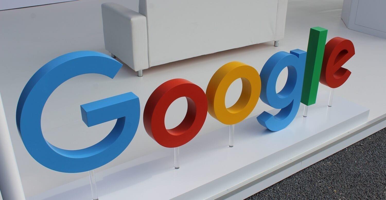 google logo letras