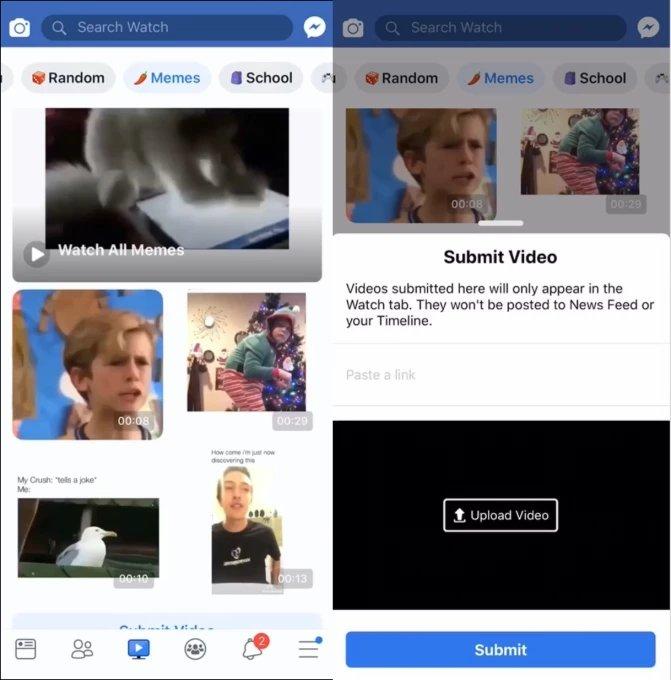 facebook lol watch videos