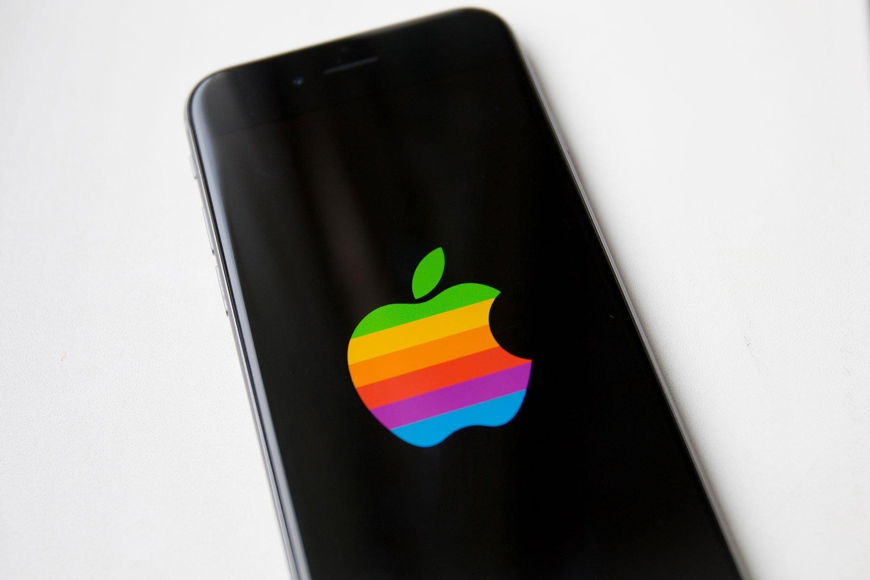 oled apple ecrã