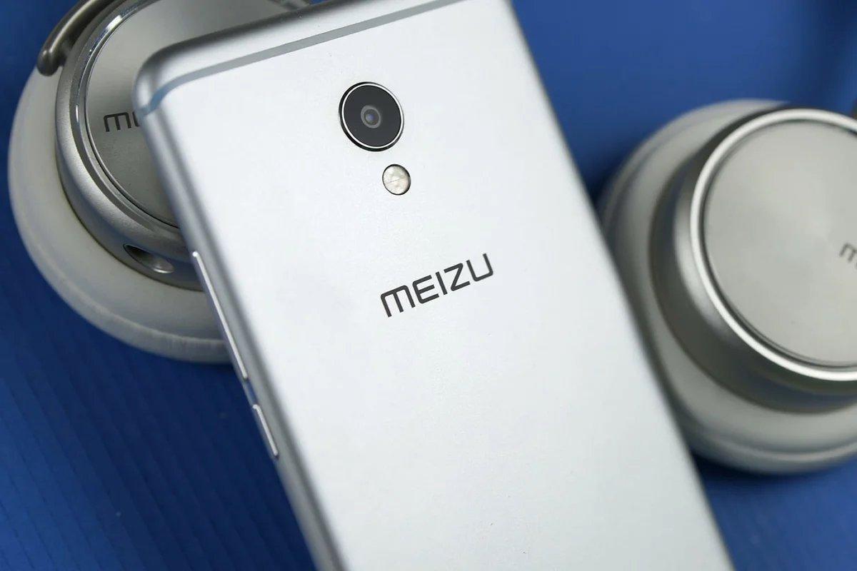 meizu smartphone branco