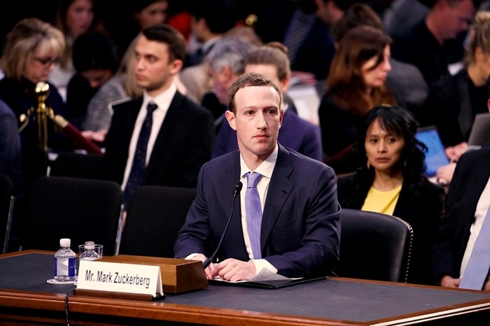 mark zuckerberg julgamento