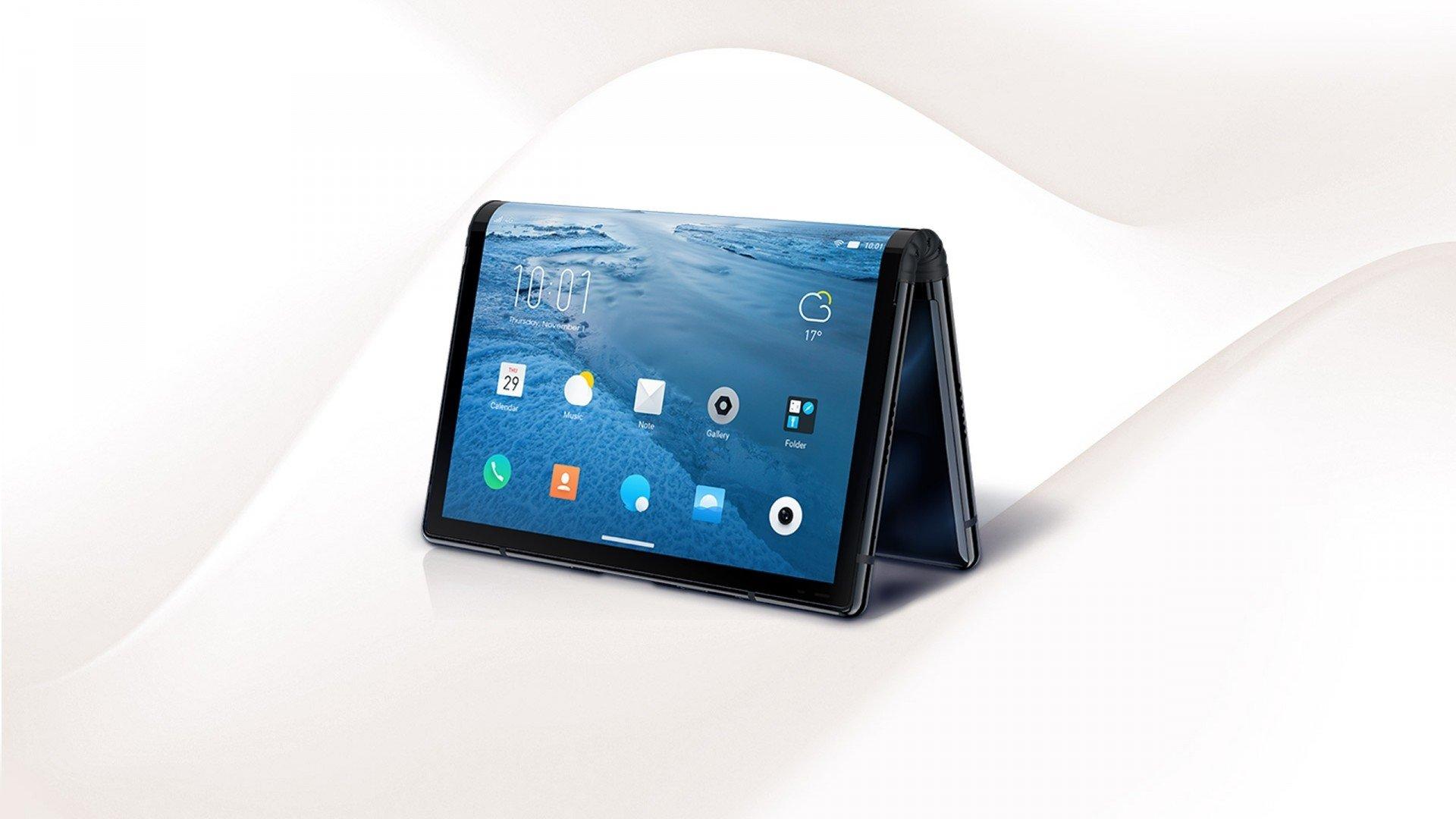 smartphone dobravel