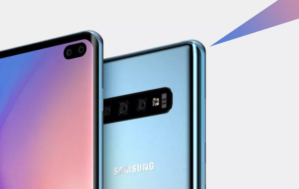 samsung smartphone galaxy s10